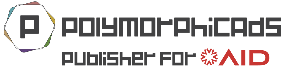 PolymorphicAds Publisher logo aid